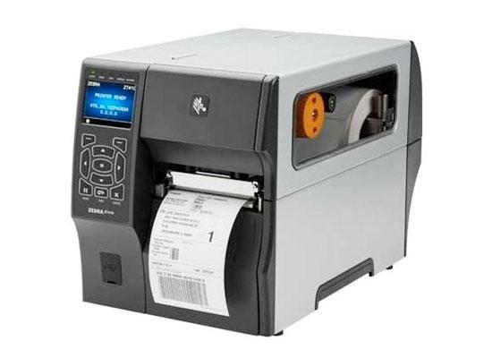 zebra S4M thermal printer
