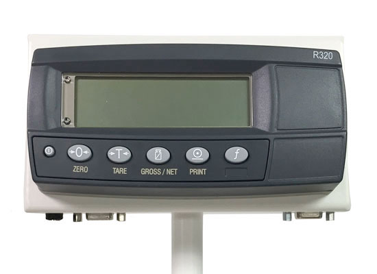 rinstrum r320 indicator dimensional weighing