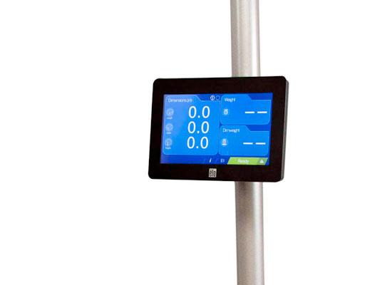 elo touchscreen interface walz sps 3d